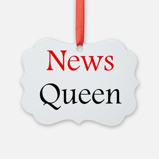 News Ornament