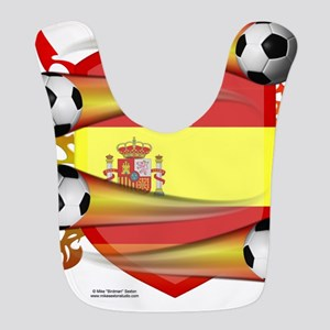 Spain Tribal Shield Bib