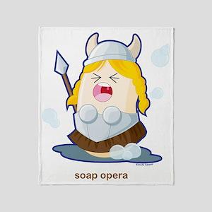 soapopera Throw Blanket