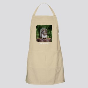 Squirrel nuts w Apron