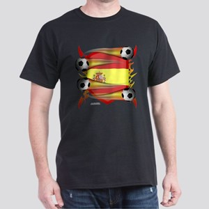 Spain Tribal Shield T-Shirt