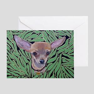 ChihuaChili 8x10 Greeting Card