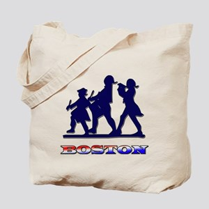 Boston Patriot Tote Bag