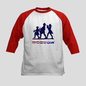 Boston Patriot Kids Baseball Jersey