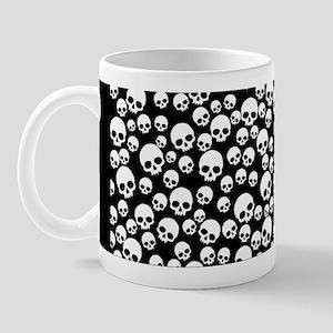 random-skull-pattern_lpf Mug