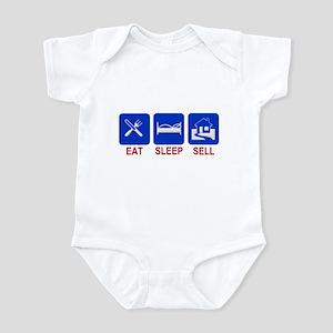 Eat. Sleep. Sell. Infant Bodysuit