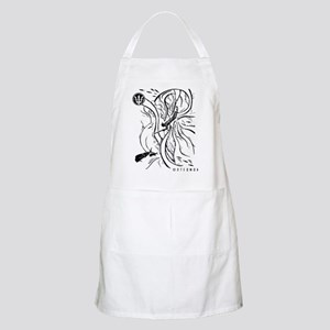 WATERMANSPEARFISHDblack Apron