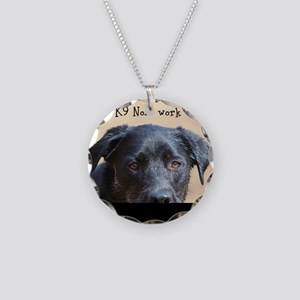 Nose knows Necklace