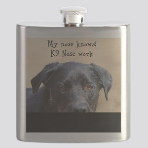 Nose knows Flask