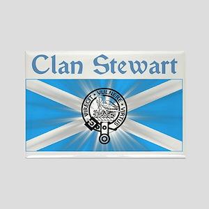 stewart-shirt-001a1a Rectangle Magnet