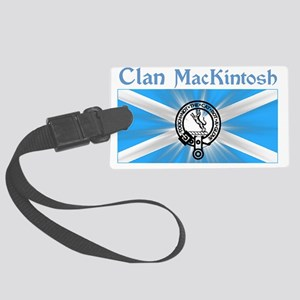 mackintosh-shirt-001a1a Large Luggage Tag