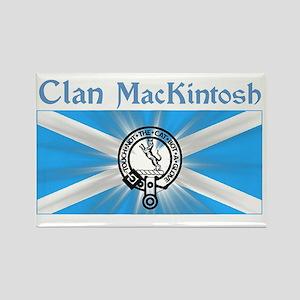 mackintosh-shirt-001a1a Rectangle Magnet