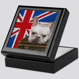 FrenchBull 8x10 Keepsake Box