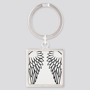 wings_new_2011 Square Keychain