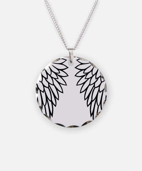 wings_new_2011 Necklace