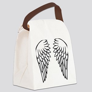 wings_new_2011 Canvas Lunch Bag