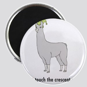 Llamas-D7-WhiteApparel Magnet