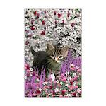 Emma Gray Tabby Kitten Mini Poster Print