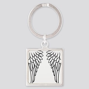 wings_2011 Square Keychain