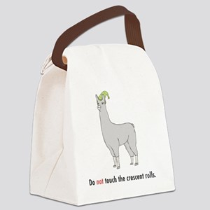 Llamas-D7-iPhone4Case Canvas Lunch Bag