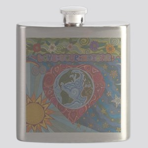 Love Your Mother Flask