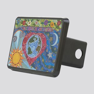 Love Your Mother Rectangular Hitch Cover