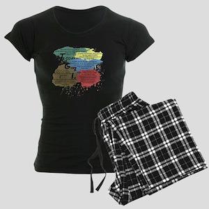 TGIFcolor Women's Dark Pajamas