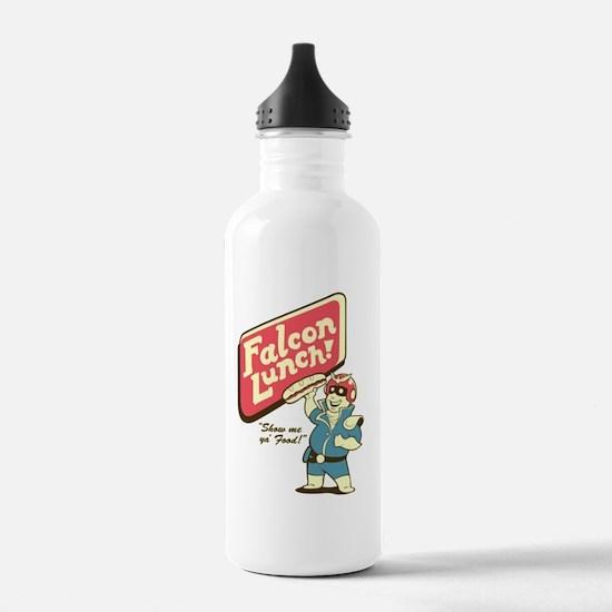 Order Up Water Bottle