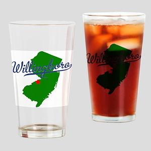 WillingboroTEE Drinking Glass