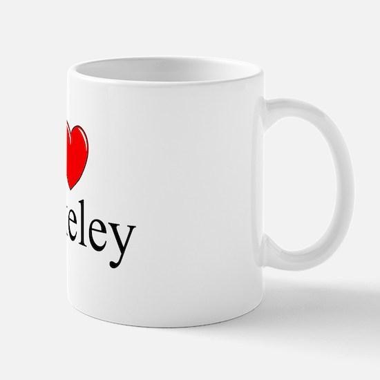 """""""I Love Berkeley"""" Mug"""