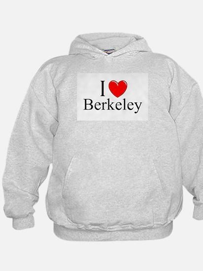 """""""I Love Berkeley"""" Hoodie"""