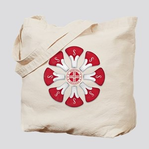 Schwinn Flower - Red 2 Tote Bag