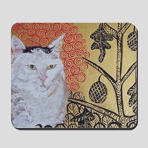 KlimtCat 4x6 Mousepad