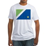 Mato Grosso do Sul Fitted T-Shirt