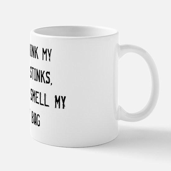 StinkyAttitude_BAG Mug