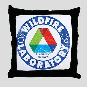 WildfireLab Throw Pillow