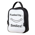 Fueled by Smiles Neoprene Lunch Bag