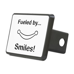 Fueled by Smiles Hitch Cover
