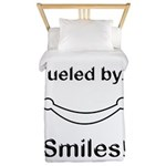 Fueled by Smiles Twin Duvet