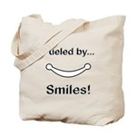 Fueled by Smiles Tote Bag