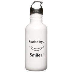 Fueled by Smiles Water Bottle