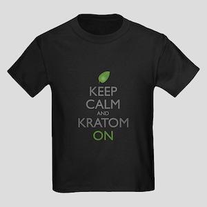 Keep Calm And Kratom On T-Shirt