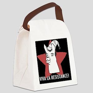 Llamas-D9-Buttons Canvas Lunch Bag