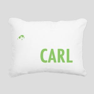 Llamas-D11-BlackApparel Rectangular Canvas Pillow