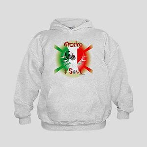 Mexican Soccer Soul Hoodie