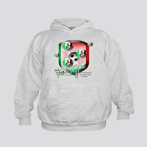 Mexican World Power Kids Hoodie
