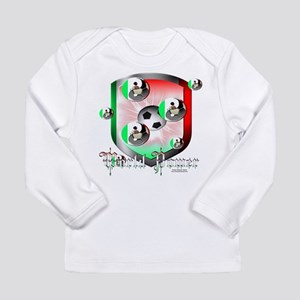 Mexican World Power Long Sleeve Infant T-Shirt