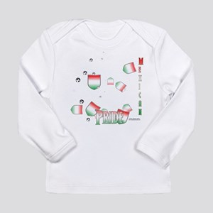Mex Pride Long Sleeve Infant T-Shirt