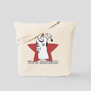 Llamas-D9-BlackApparel Tote Bag