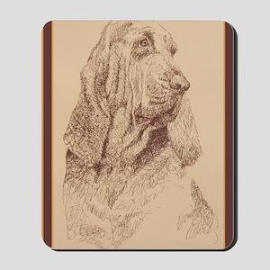 Bloodhound_KlineY Mousepad